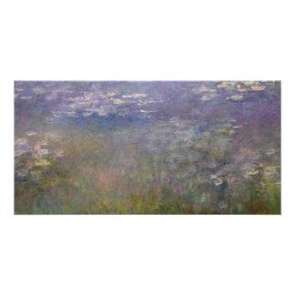 Nénuphars par Claude Monet Modèle Pour Photocarte