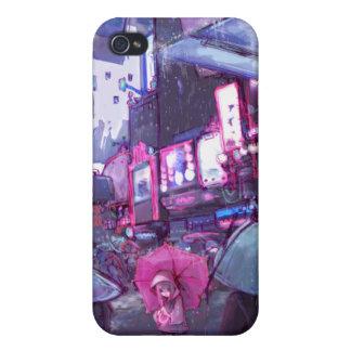 Néo- cas de New York pour l'iPhone 4 iPhone 4 Case