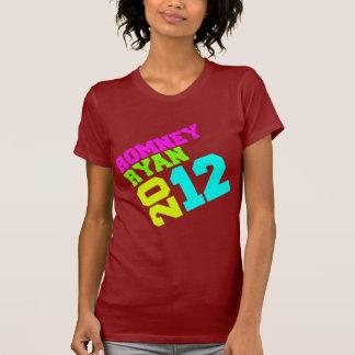 NÉON COLLEGIATE.png de ROMNEY RYAN VP T-shirt
