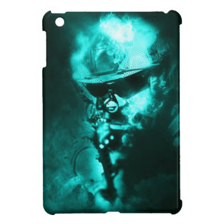 néon de soldat étui iPad mini