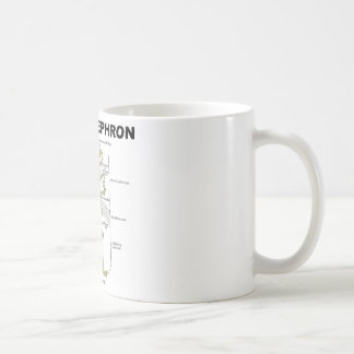 Néphron de rein mug