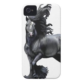 Nerf de boeuf gitan de Vanner Coque Case-Mate iPhone 4