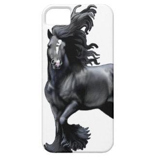 Nerf de boeuf gitan de Vanner Coque iPhone 5