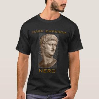 Nero, nero, empereur foncé t-shirt