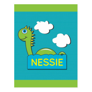 Nessie Carte Postale