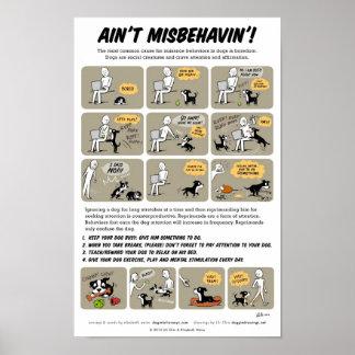N'est pas l'affiche de Misbehavin Posters