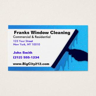 Nettoyage de vitres PERSONNALISABLE AVANT JÉSUS Cartes De Visite