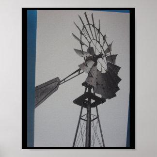 NETTOYEZ la fan de roue de Gaint d'énergie éolienn