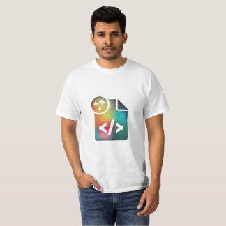 Nettoyez le T-shirt d'expert en matière de codage