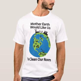 Nettoyez notre pièce t-shirt