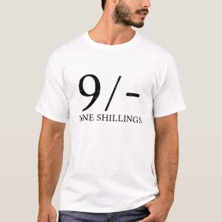 Neuf shillings t-shirt