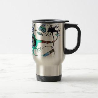 Neurone ! mug de voyage