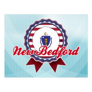 New Bedford, mA Carte Postale