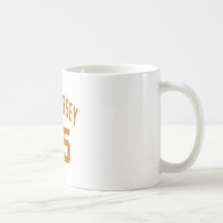 New Jersey 05 conceptions d'anniversaire Mug