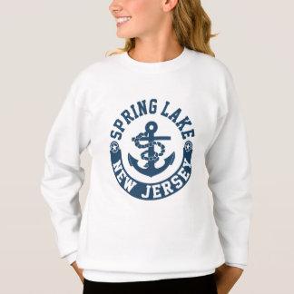 New Jersey de lac spring Sweatshirt