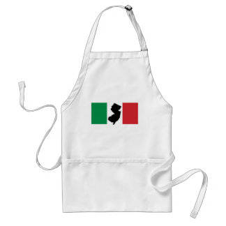 NEW JERSEY ITALIEN TOUTE LA JOURNÉE ITALIAN DE NJ TABLIER