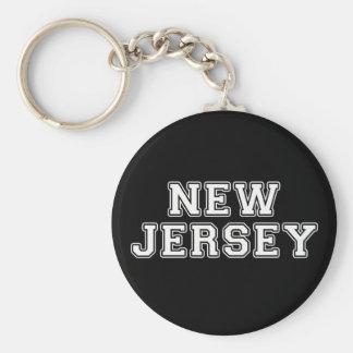 New Jersey Porte-clés