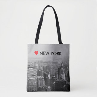 New York avec AMOUR, cool de Manhattan Sac