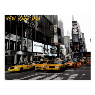 New York Cartes Postales