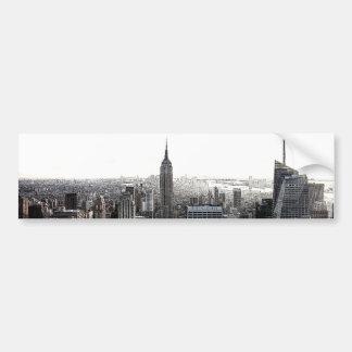 New York City Autocollant Pour Voiture