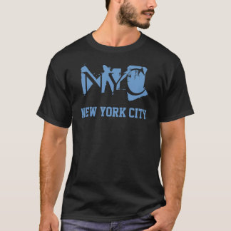 New York City Blue T-shirt