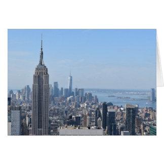 New York City, carte