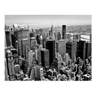 New York City Carte Postale