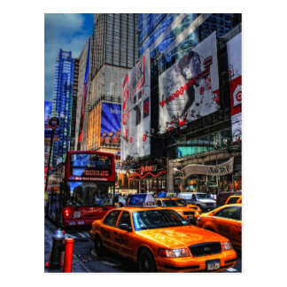 New York City Cartes Postales
