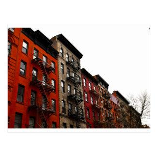 New York City Cartes Postales