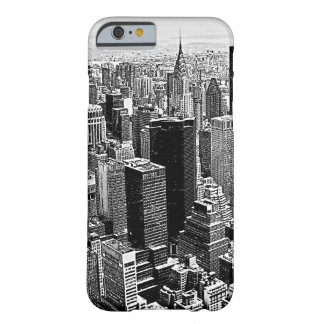 New York City Coque iPhone 6 Barely There
