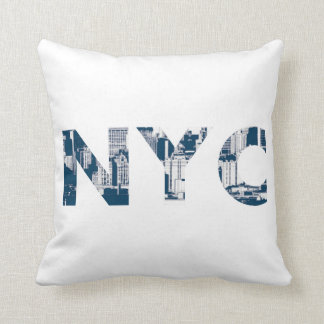New York City Coussin