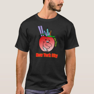 New York City grand Apple T-shirt