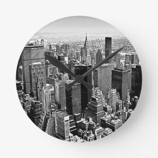 New York City Horloge Ronde