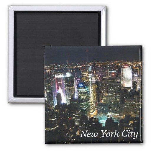 New York City Magnets Pour Réfrigérateur