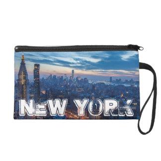 New York City, NY, Etats-Unis Sacs À Main Avec Dragonne