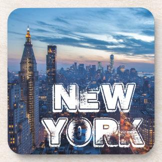 New York City, NY, Etats-Unis Sous-bocks