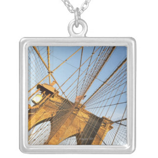 New York City Pendentif Carré