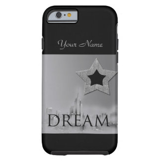 New York City rêveur personnalisent le coque Coque iPhone 6 Tough