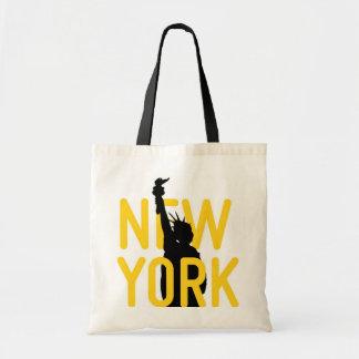 New York City Sac De Toile