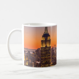 New York City - tasse de café