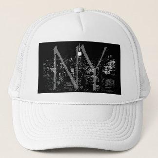 New York couvre des casquettes et des cadeaux de
