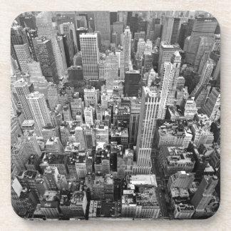 New York d'en haut Sous-bock