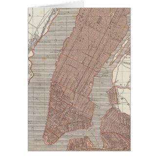 New York et proximité Carte De Vœux