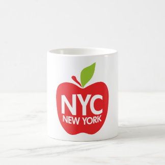 New York grand Apple Mug