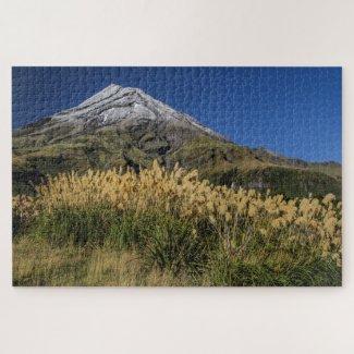 New Zealand Jigsaw Puzzle – Mount Taranaki