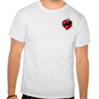 Newfie XXXL T-shirt