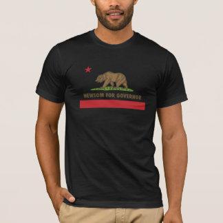Newsom pour le gouverneur t-shirt