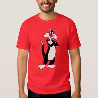 Nez de rouge de SYLVESTER™ T-shirts
