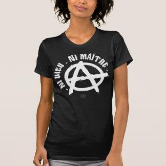 Ni dieu, ni maitre t-shirt