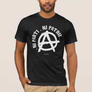 Ni partie, ni patrie t-shirt